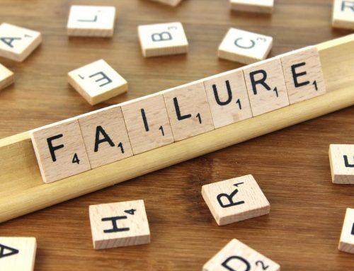 Wishing You the Gift of Failure